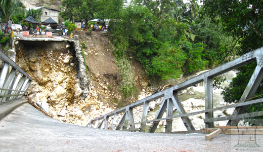 2011 Disaster Situation in the Cordillera Region