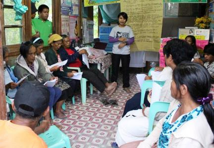 Enhancing the Capacities of Indigenous Peoples Communities through Community-based Training
