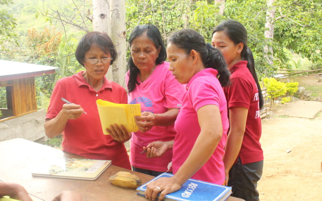 Cordillera Disaster Response and Development Services Inc. (CorDisRDS) successfully conducted Simple Bookkeeping Training to its two partners People's organization in Abra