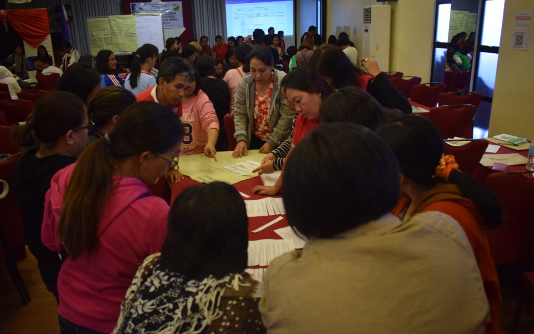 Enhancing Teacher's Capacities in DRRM: A Continuing Development Training for Quality Education